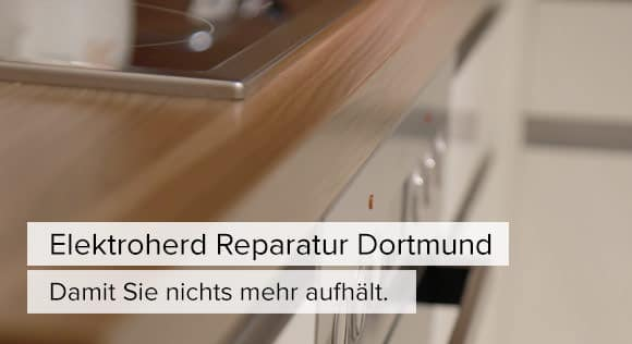 elektroherd reparatur dortmund