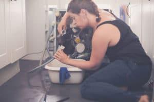 waschmaschine selbst reparieren